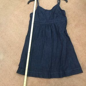 Jean denim dress